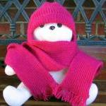 Scarf Hat Scoodie for Kids - custom made to order for you